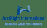 justright logo