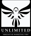 Logo-Square-White-Unlimited-dark background